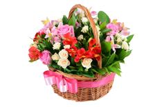 Дарите цветы, они прекрасны! Букеты из свежих роз от компании «НАЗВАНИЕ» со скидкой 35%!