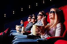 Пополни личный баланс на 300 рублей и сходи в кино ВДВОЕМ бесплатно!