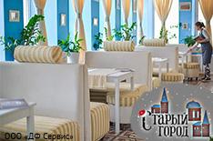 Восточная изысканная кухня ресторана