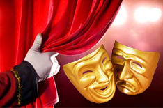 Пополни личный баланс на 400 рублей и получи билет для двоих в Драмтеатр!