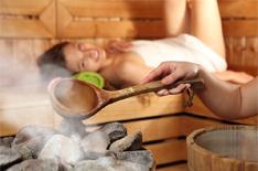 Настоящая русская баня на дровах в гостиничном комплексе «Березка» со скидкой 55%!