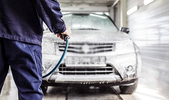 Чистый автомобиль со скидкой 50% от автомойки на Октябрьской!