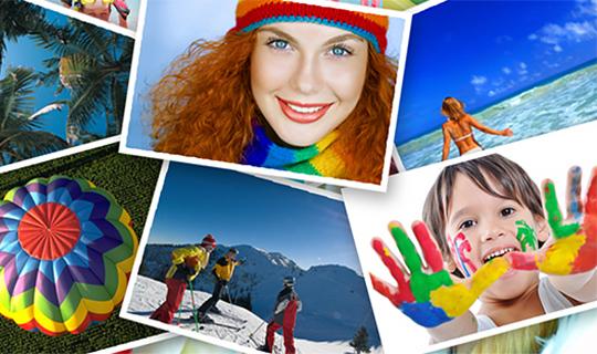 Сохраните приятные моменты! Печать фотографий в салоне «Русское фото» со скидкой до 60%