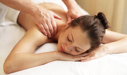 Общий массаж тела в SPA-студии BRENDA со скидкой 50%