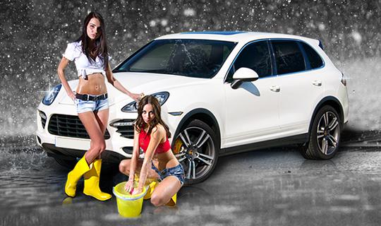 Помой свой автомобиль со скидкой 50% на Автомойке на Дульной!