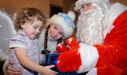 Настоящая сказка для Ваших детей! Именные поздравления от Деда Мороза со скидкой 50%