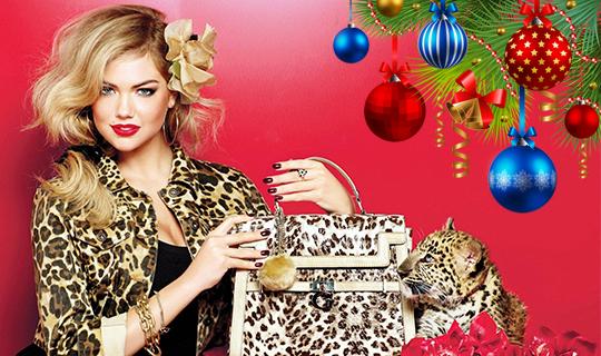В Новый год с новой сумкой! Выбери модные сумки и аксессуары со скидкой до 20%!