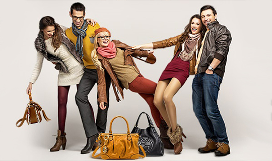 Для деловых и элегантных - наши новинки! Выбери модные мужские и женские сумки и аксессуары со скидкой 20%!