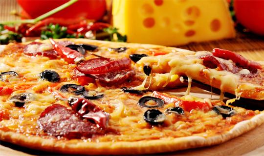 Пицца круглосуточно! Вторая пицца в подарок от пиццерии SMILE PIZZA!