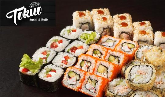 Вкусности для Вас! Сеты-ХИТЫ от любимой доставки «ТОКИО» со скидкой 50%