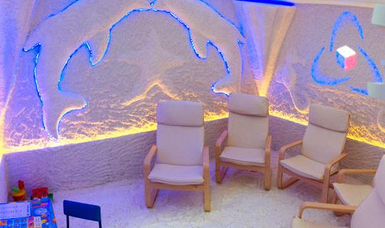 Будьте здоровы! Новая соляная пещера «Вита Бриз» дарит скидки до 70%!